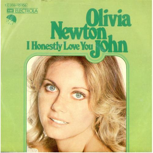 Olivia Newton-John - I Honestly Love You piano sheet music